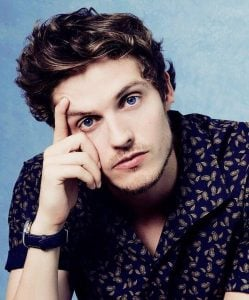 Daniel Sharman Biography