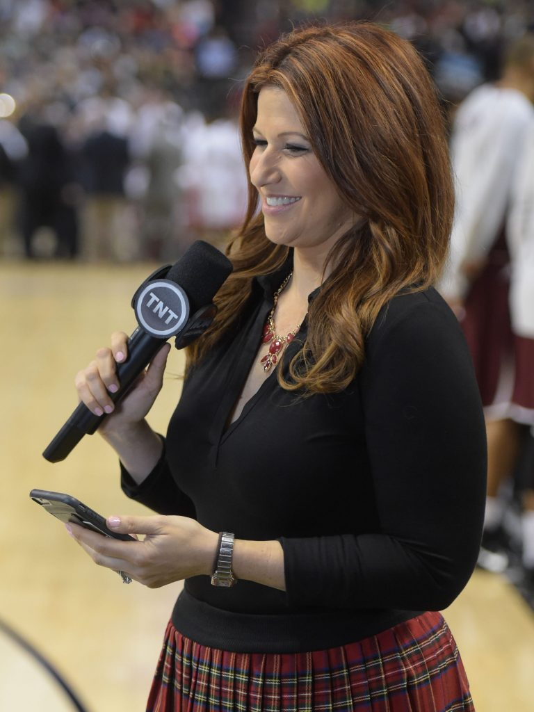 Rachel Nichols Networth, Salary